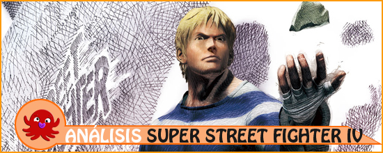 Analisis super street fighter IV
