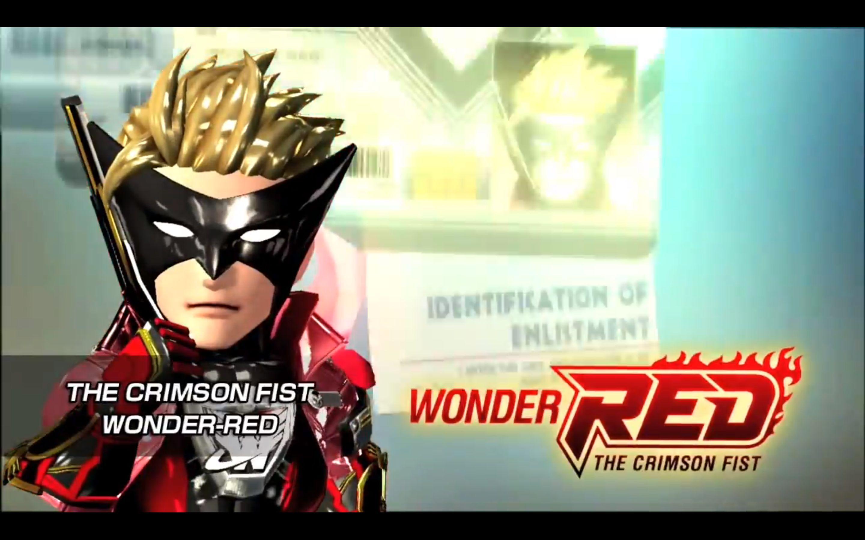 Wonder-Red
