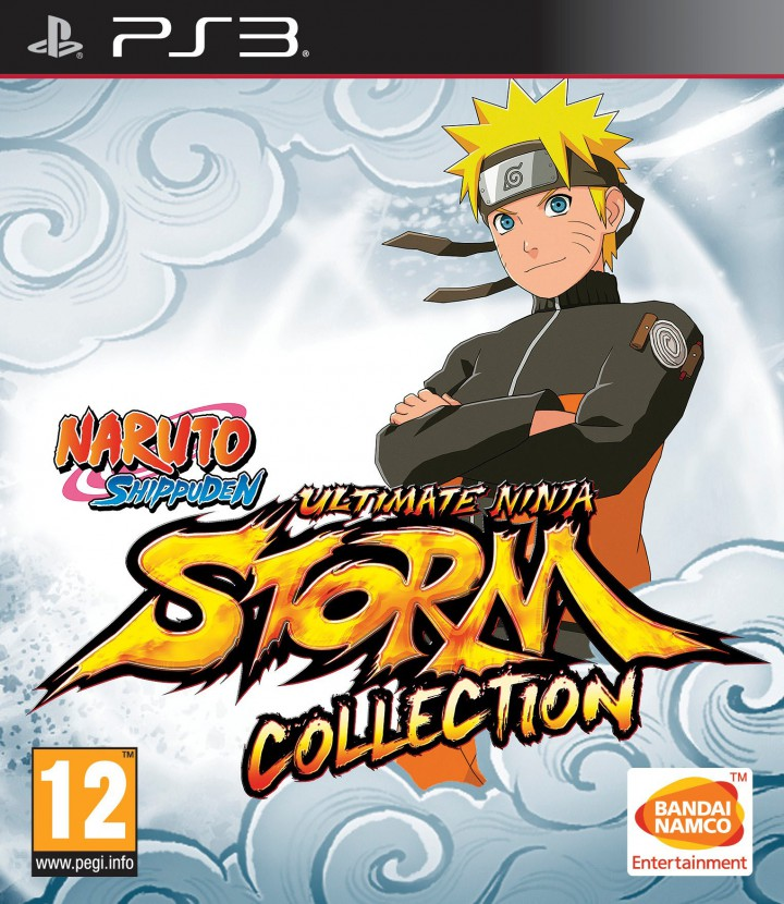 Ultimate-Ninja-Storm-Collection